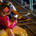 focus, attention, technology, girl, kid