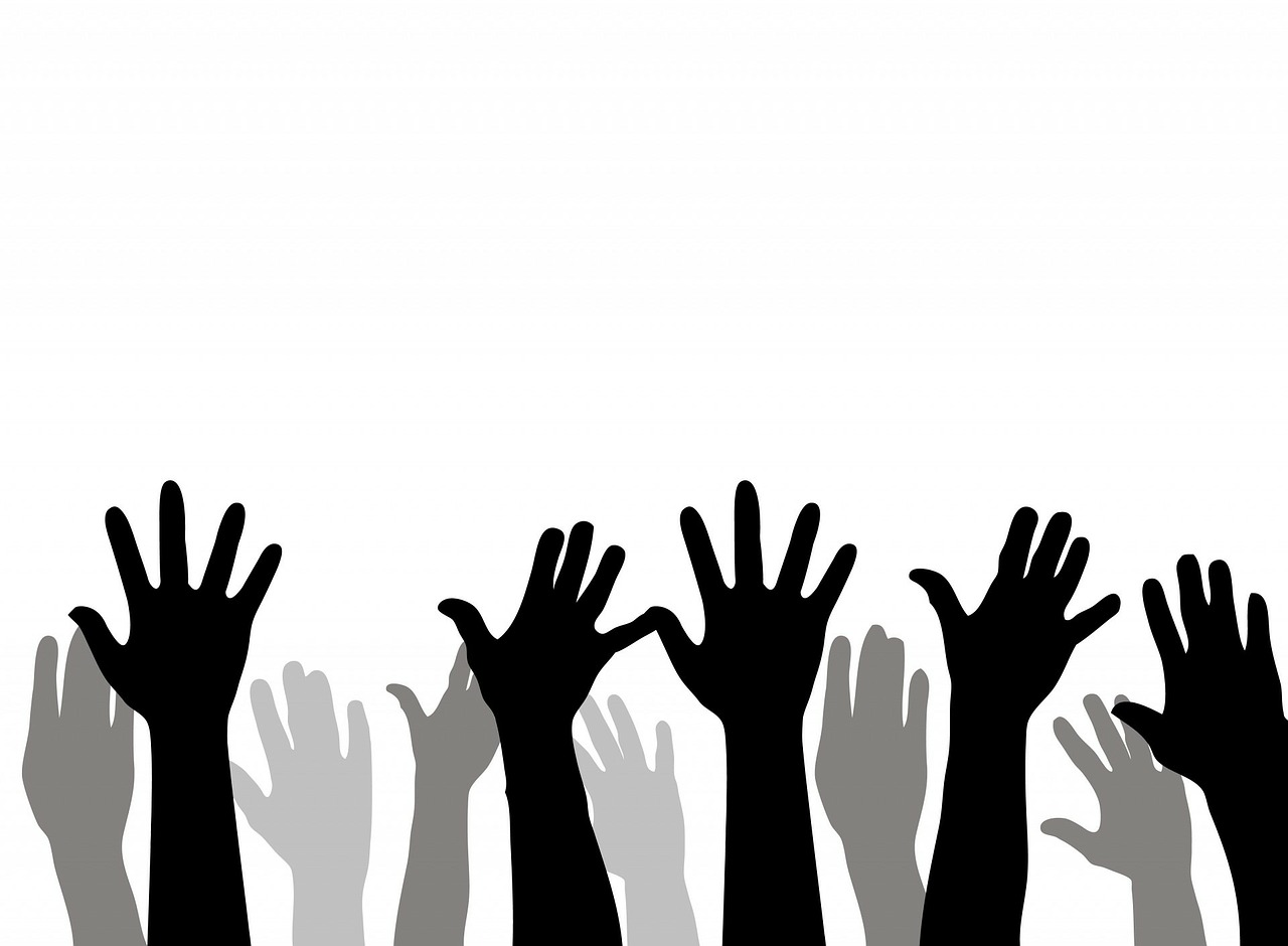 the case for class participation raise your hands